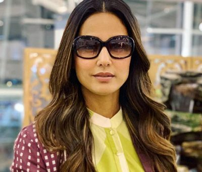 Hina Khan responds to rumours of 'Naagin 4'