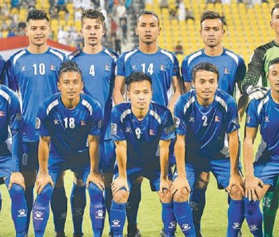 विश्वकप फुटबल छनोट खेलको लागि नेपाली राष्ट्रिय फुटबल टोलीको घोषणा