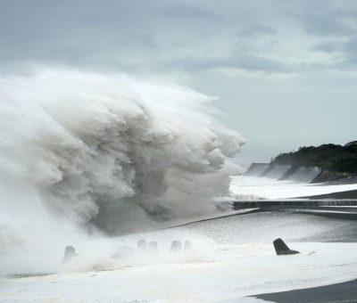जापानमा आएको 'हागिबिस' नामक शक्तिशाली समुद्री आँधीका कारण ५६ जनाको मृत्यु , १५ जना बेपत्ता
